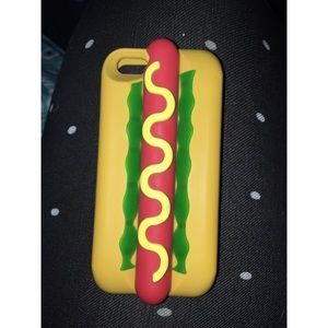 Accessories - iPhone SE/5s/5c Hot Dog Case